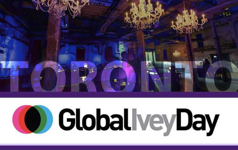 Global Ivey Day Toronto Celebration